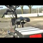 دراجة هولندية آمنة للمسنين