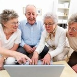 ألعاب الكمبيوتر تساعد المسنين بالتخلص من الاكتئاب