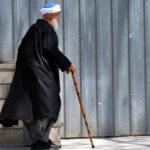دراسة: 25% من كبار السن يستخدمون «العكاز»!!!
